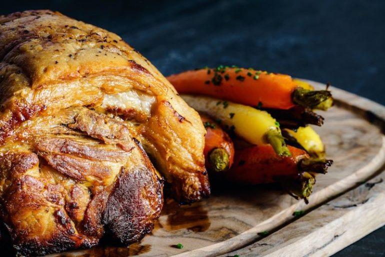sunday roast piatto inglese senza glutine