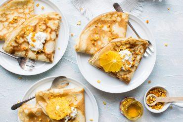 Crêpe senza glutine: molte varianti tutte gluten free!
